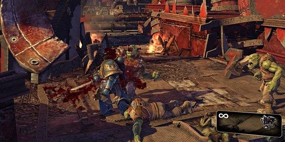 Warhammer 40K Space Marine an�lisis