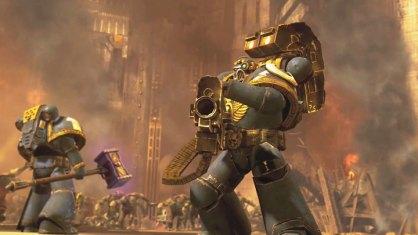 Warhammer 40K Space Marine: Primer contacto