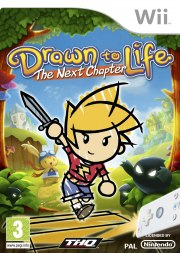 Carátula de Drawn to Life: The Next Chapter - Wii
