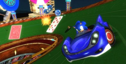 Sonic & Sega All Stars Racing PS3