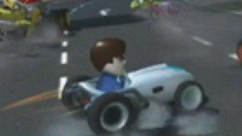 Sonic & Sega All Stars Racing: Gameplay 1: Precaución Mii amigo conductor