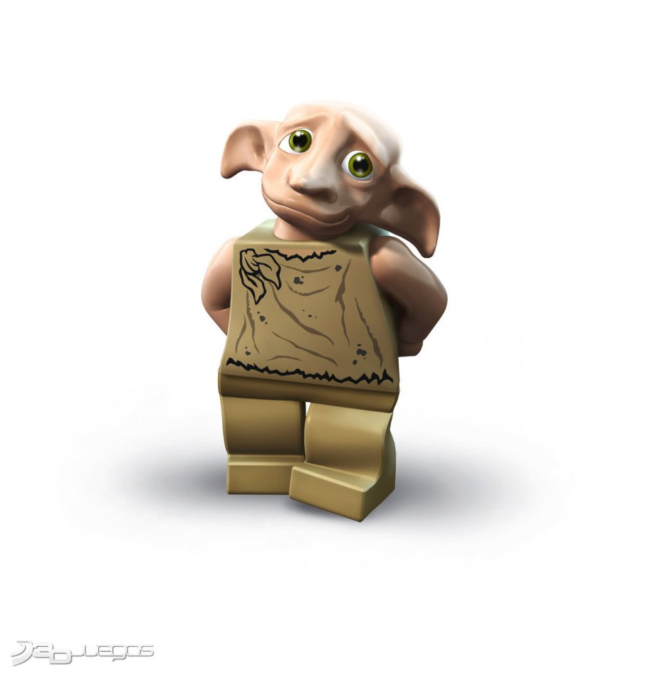 Dobby Wearing Shoes