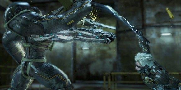 Metal Gear Rising Revengeance: Impresiones E3 2010