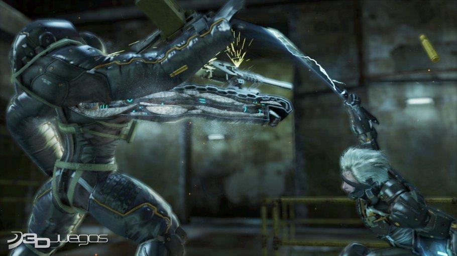 Metal Gear Rising Revengeance - Impresiones E3 2010
