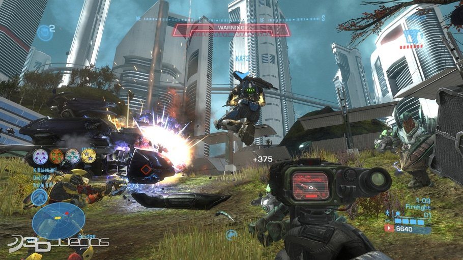 Halo Reach - Impresiones E3 2010