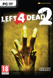 Car�tula oficial de Left 4 Dead 2 PC
