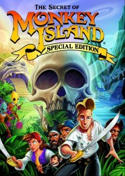 Carátula de Monkey Island Special Edition - PC