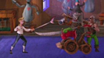 Video Monkey Island Special Edition, Vídeo del juego 2