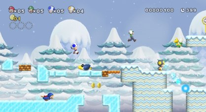 New Super Mario Bros: Impresiones E3 09
