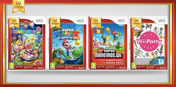 Nintendo amplía su colección de juegos a bajo precio Nintendo Selects