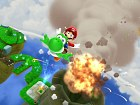 Pantalla Super Mario Galaxy 2