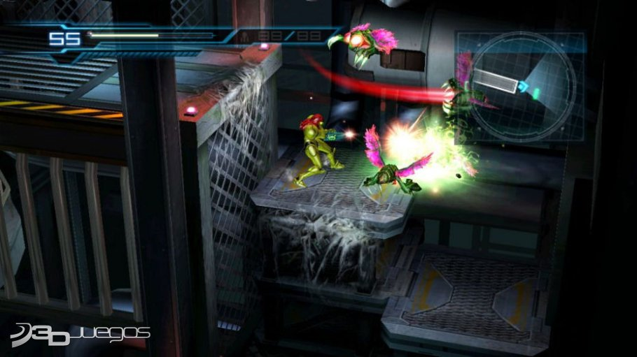 Metroid Other M - Impresiones Nintendo Gamer's Summit