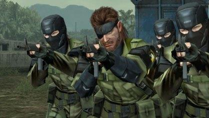 Metal Gear Solid Peace Walker (PSP)