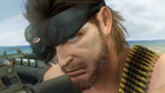Metal Gear Solid Peace Walker: Gameplay: ¡¡¡Snakeeee!!!