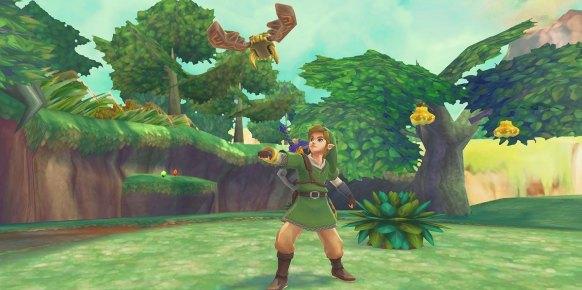 Zelda Skyward Sword: Impresiones jugables E3 2010