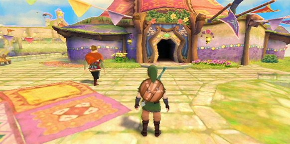 Zelda Skyward Sword: Impresiones jugables