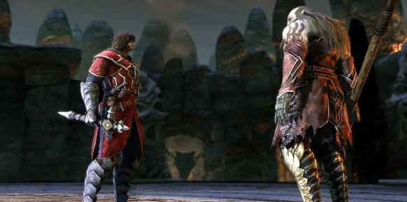 Castlevania Lords of Shadow: Entrevista Mercury Steam