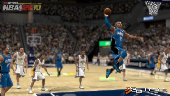 NBA 2K10 - An�lisis