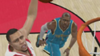 NBA 2K10: Animaciones particulares