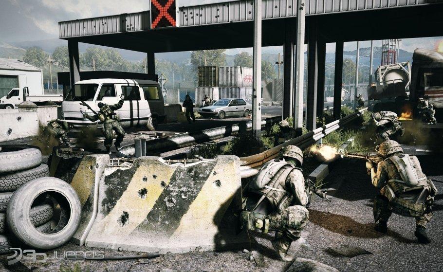 Battlefield 3 - Impresiones jugables Gamescom