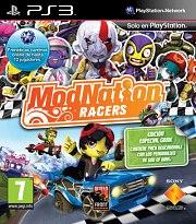 Carátula de ModNation Racers - PS3