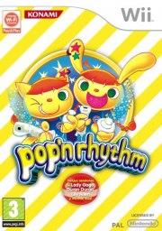 Carátula de Pop'n Music - Wii