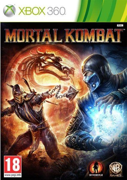 juegos de xbox 360 mortal kombat x