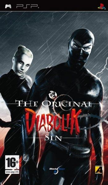 Carátula de Diabolik : The Original Sin