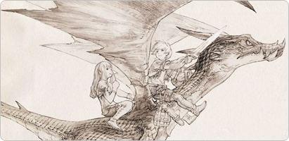 Four Warriors of Light, el nuevo Final Fantasy para Nintendo DS