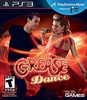 Carátula de Grease Dance - PS3