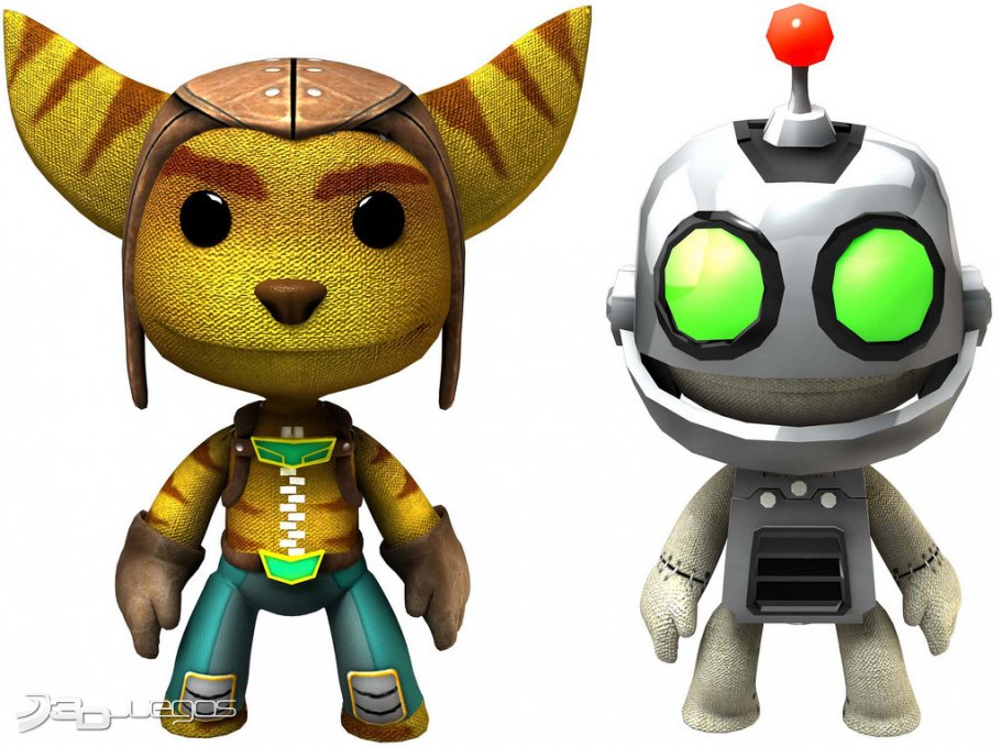 Imágenes de LittleBigPlanet 2 para PS3 - 3DJuegos
