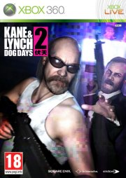 Carátula de Kane & Lynch 2: Dog Days - Xbox 360