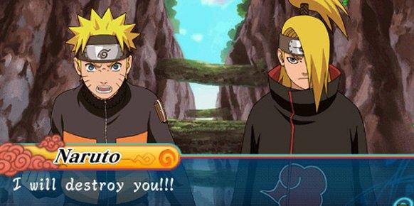 Naruto Ultimate Ninja Heroes 3 an�lisis