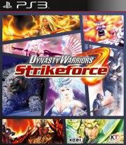 Carátula de Dynasty Warriors: Strikeforce - PS3