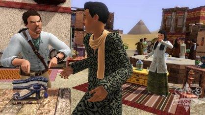 Los Sims 3 Trotamundos