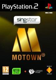 Carátula de SingStar Motown - PS2