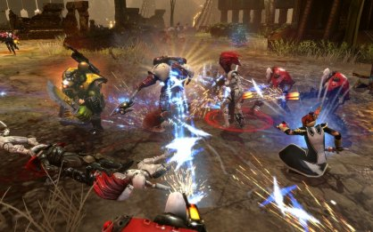 Dawn of War 2 The Last Stand: Avance