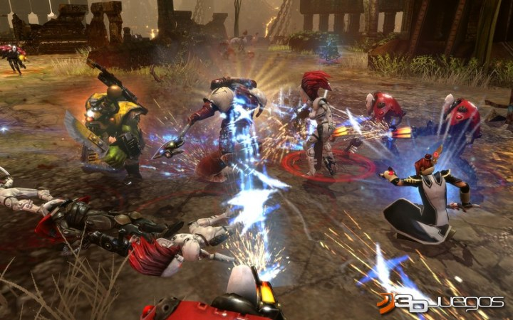 Dawn of War 2 The Last Stand - Avance