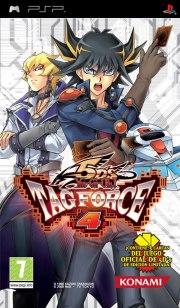 Carátula de Yu-Gi-Oh! 5D's Tag Force 4 - PSP
