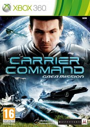 Carátula de Carrier Command: Gaea Mission - Xbox 360
