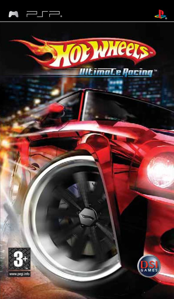 hot wheels ultimate racing para psp 3djuegos. Black Bedroom Furniture Sets. Home Design Ideas