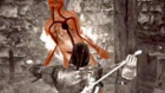 Video The Witcher 2, Gameplay: Vista de Gato