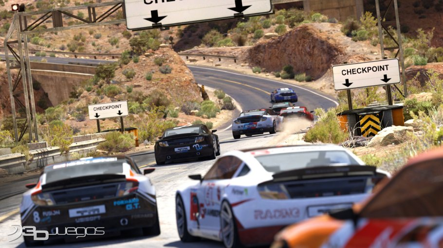 Trackmania 2 Canyon - An�lisis