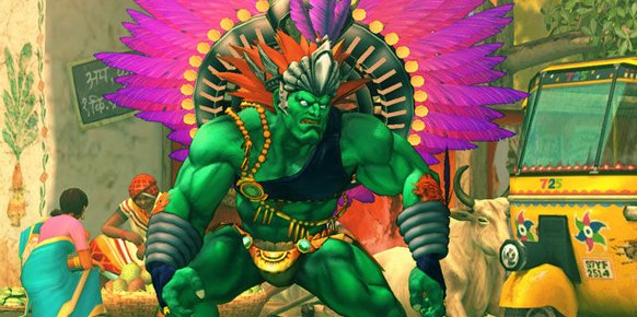 Super Street Fighter IV 3D (Nintendo 3DS)