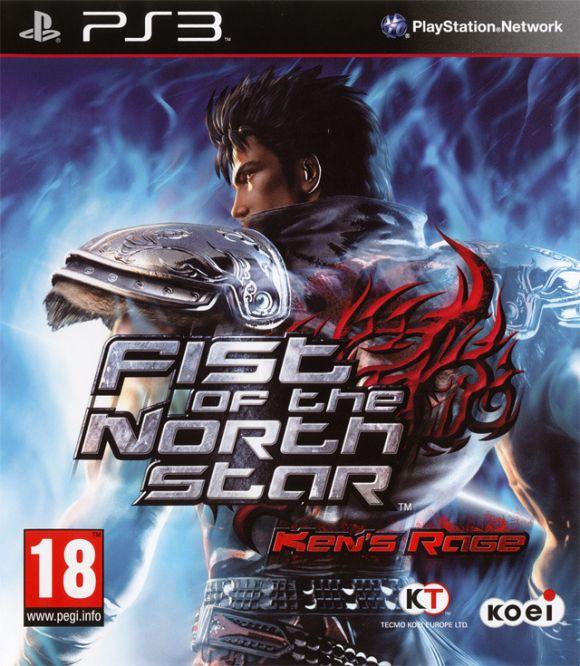 El Puño De La Estrella Del Norte Para PS3