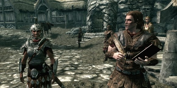 The Elder Scrolls V Skyrim PS3