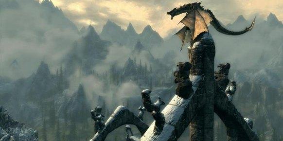The Elder Scrolls V Skyrim: Primer contacto