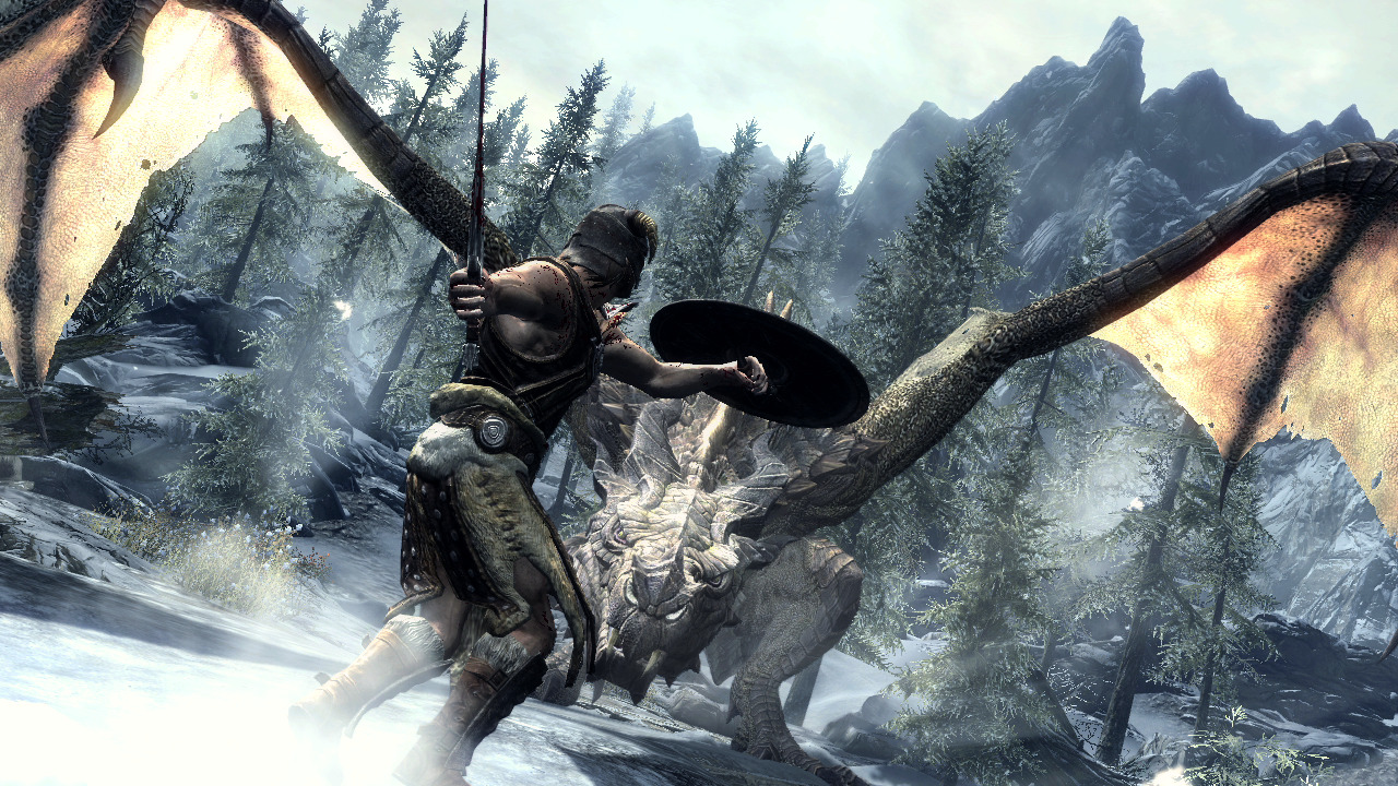 The Elder Scrolls V Skyrim - Impresiones E3 2011