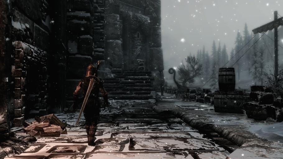 The Elder Scrolls V Skyrim - An�lisis