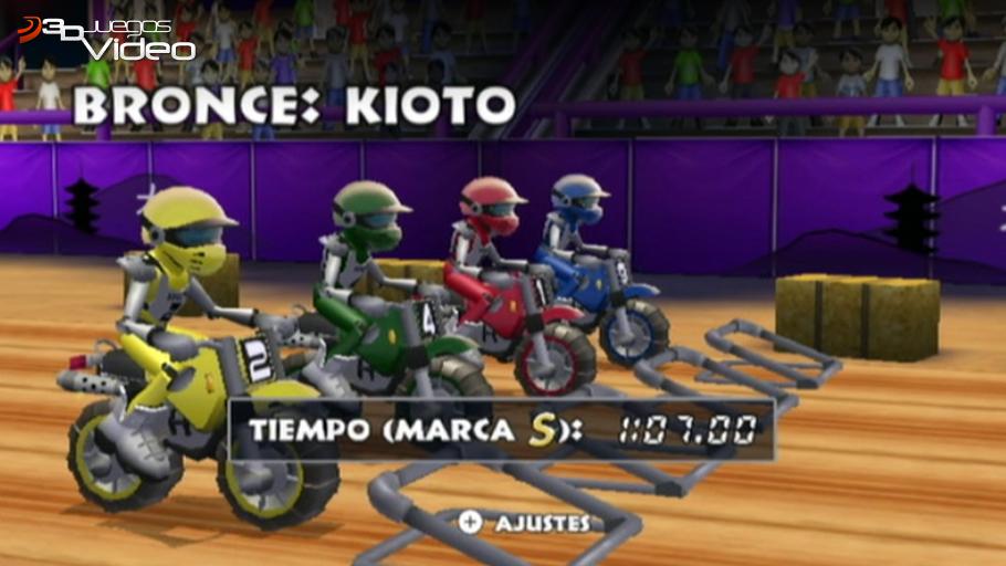 Excitebike World Challenge - An�lisis